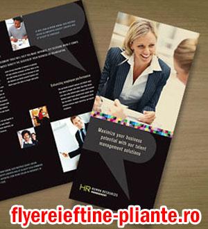 flyere pliante consultanta, constultanti, financiar, bancar, imobiliar, asigurari