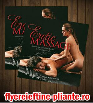 flyere si pliante salon masaj erotic