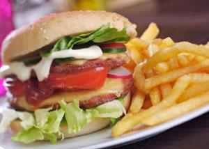 modele flyere pliante ieftine fast food, shaorma, mancare gatita