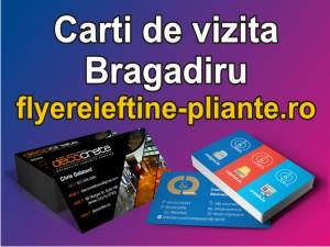 Carti de vizita Bragadiru-flyereieftine-pliante.ro