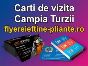 Carti de vizita Campia Turzii-flyereieftine-pliante.ro