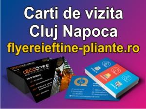 Carti de vizita Cluj Napoca-www.flyereieftine-pliante.ro
