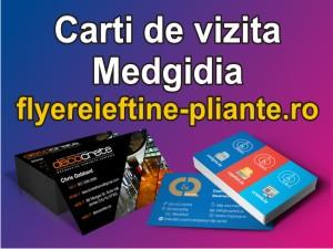 Carti de vizita Medgidia-flyereieftine-pliante.ro