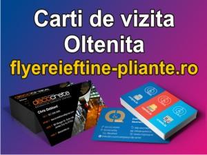 Carti de vizita Oltenita-flyereieftine-pliante.ro