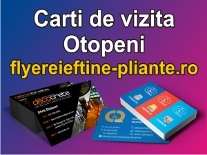 Carti de vizita Otopeni-flyereieftine-pliante.ro