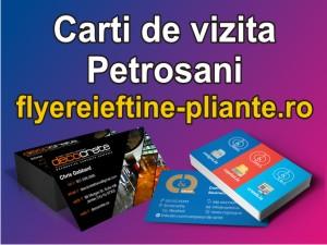 Carti de vizita Petrosani-flyereieftine-pliante.ro