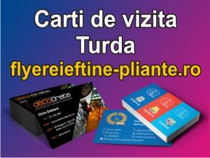 Carti de vizita Turda-flyereieftine-pliante.ro