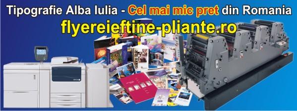 Tipografii-Tipografie Alba Iulia 2006