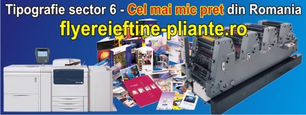 Tipografii-Tipografie Bucuresti sector 6